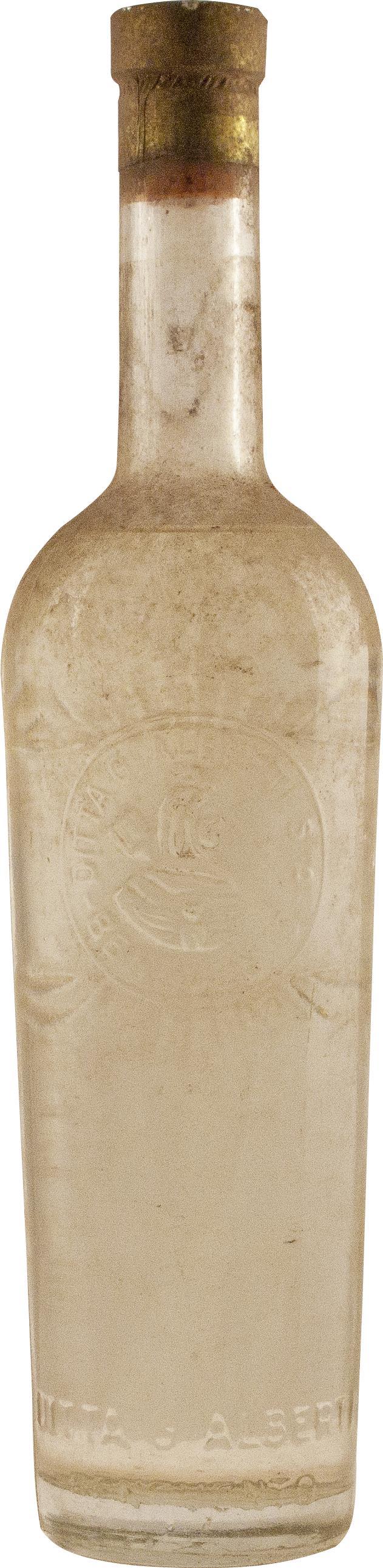 Liquore Strega Ditta G. Alberti 1960s (7728)