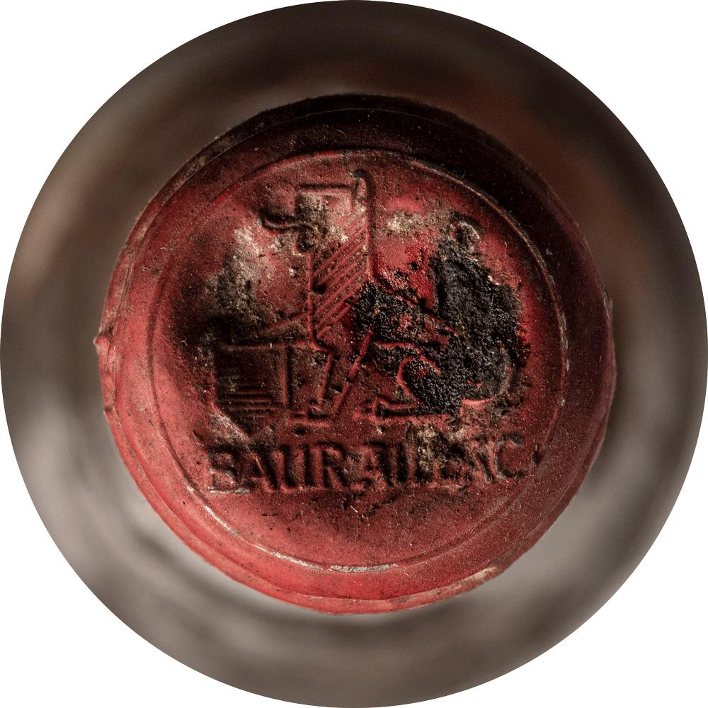 Cognac 1875 Baur-au-Lac