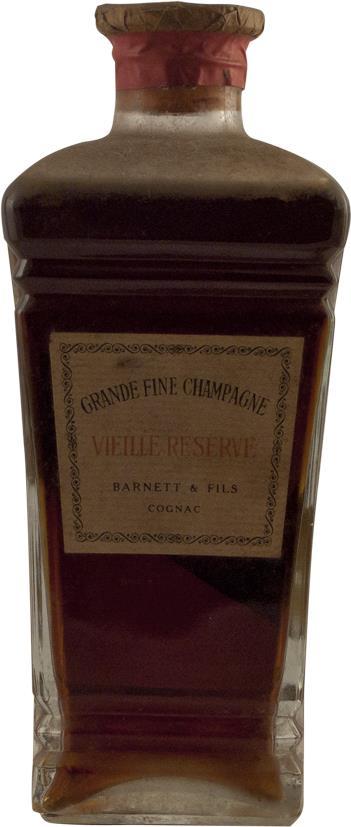 Cognac Barnett & Fils Fine Champagne 1930s