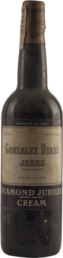 Sherry NV Gonzales Byass, Diamond Jubilee (7791)