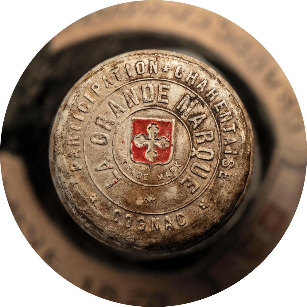 Cognac 1875 Camus Grande Champagne