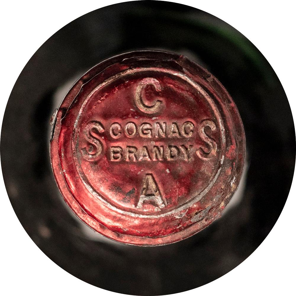 Cognac 1875 Choice Old Liqueur Brandy