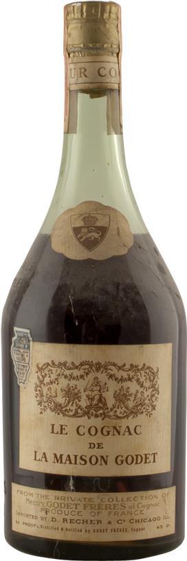 Cognac 1852 Godet (7959)