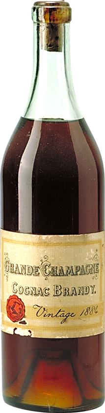 Cognac 1884 De Schormais (1894)