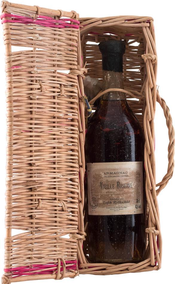 Armagnac  Baron Lafite-Rothschild Tres Vieille Reserve 0.75l