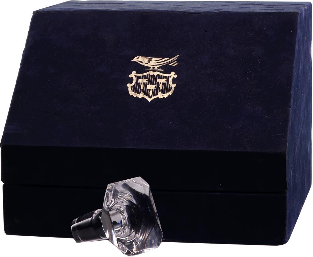 Martell Cordon Bleu Cognac Bot.1970s Baccarat