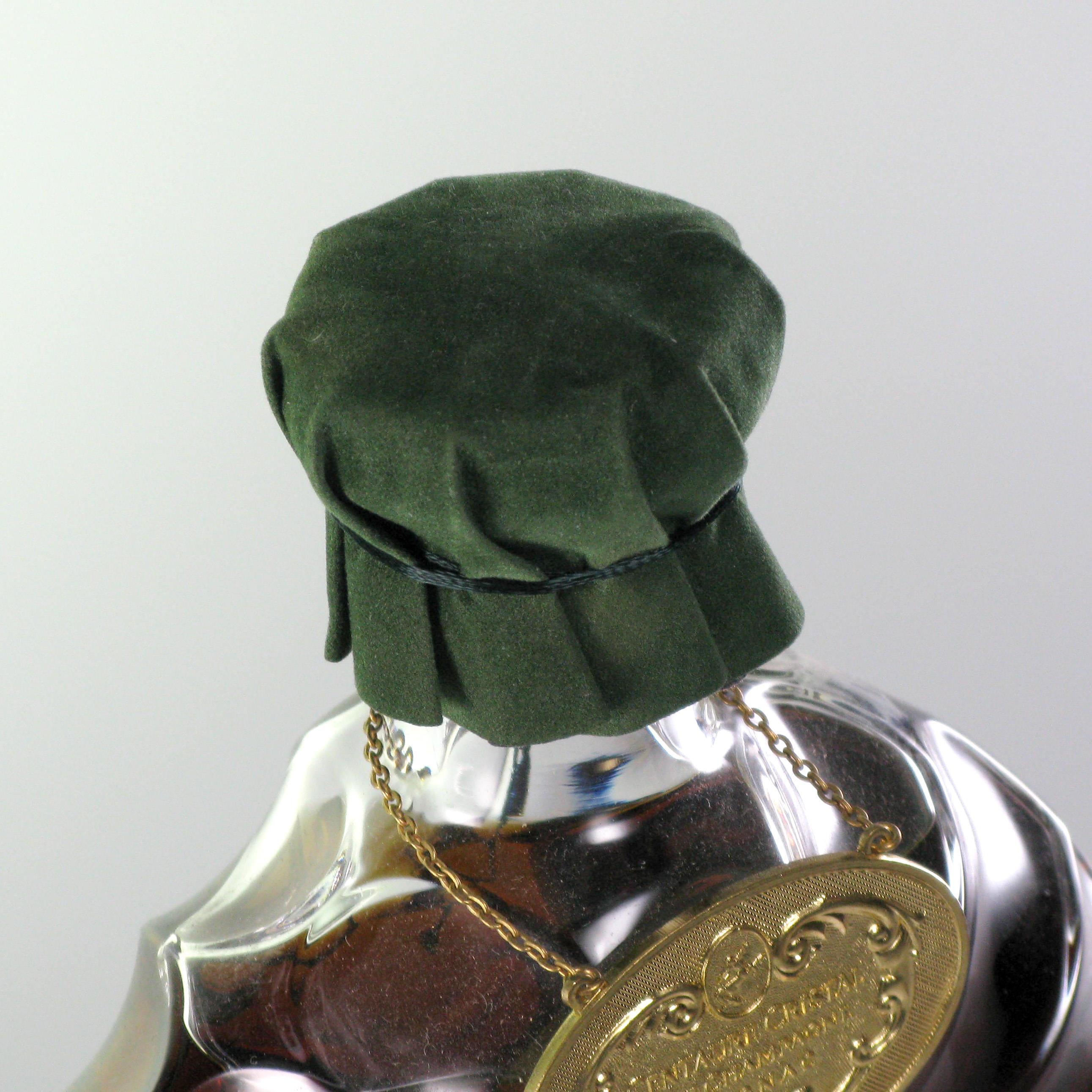 Remy Martin Centaure Cognac Baccarat Decanter Bot.1991