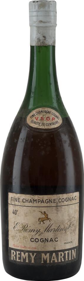 Remy Martin VSOP Cognac Fine Champagne Bot.1960s