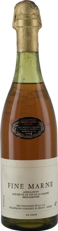 Pommery Fine Marne Eaux de Vie (8291)
