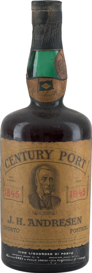 Port Andresen Century 1845-1945 (8298)