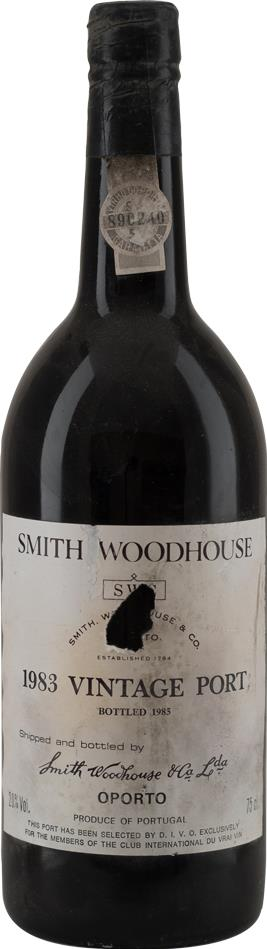 Port 1983 Smith Woodhouse (8309)
