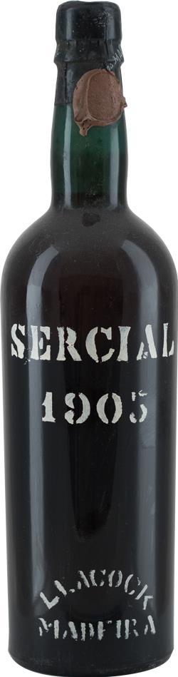 Madeira 1905 Leacock's Sercial (8330)
