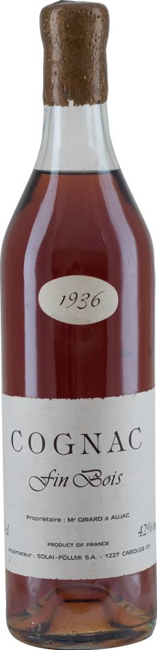 Cognac 1936 Girard