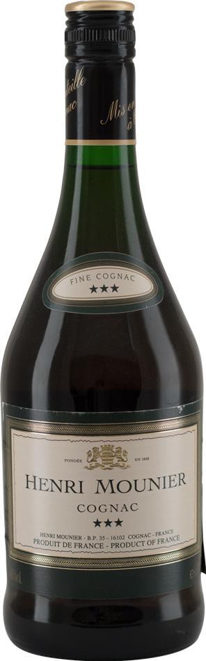 Cognac NV Henri Mounier