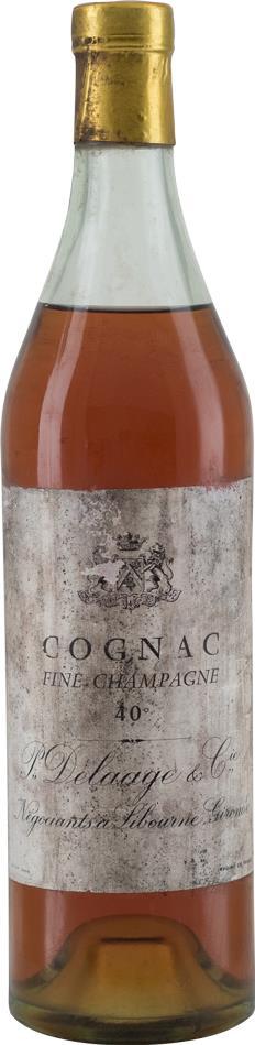 Cognac 1930 P. Delaage (8394)