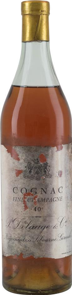 Cognac P. Delaage Fine Champagne (8405)