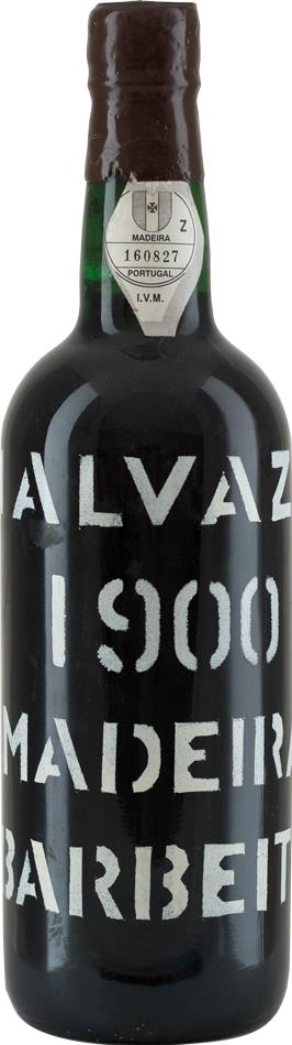 Madeira 1900 Barbeito Alvaza (8419)