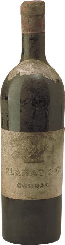 Cognac 1899 Planat & Co (1954)