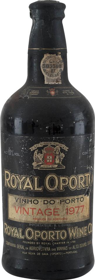 Port 1977 Royal Oporto (8470)