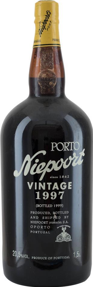 Port 1997 Niepoort Magnum