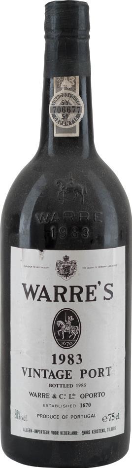 Port 1983 Warre
