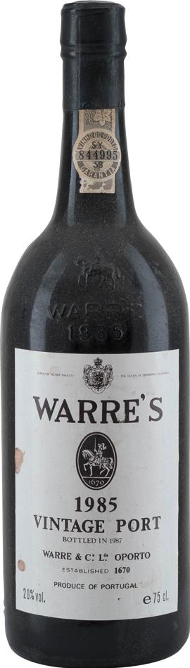 Port 1985 Warre's