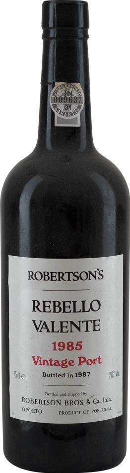 Port 1985 Robertson