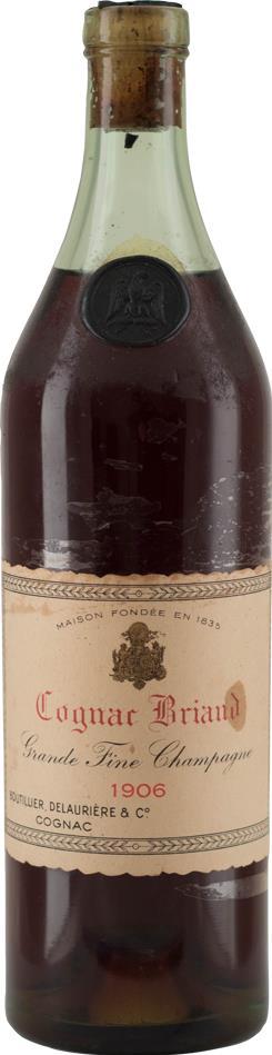 Cognac 1906 Georges Briand (8582)