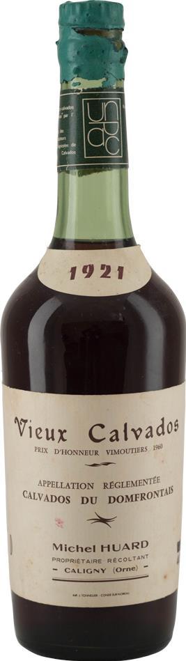 Calvados 1921 Michel Huard (8590)