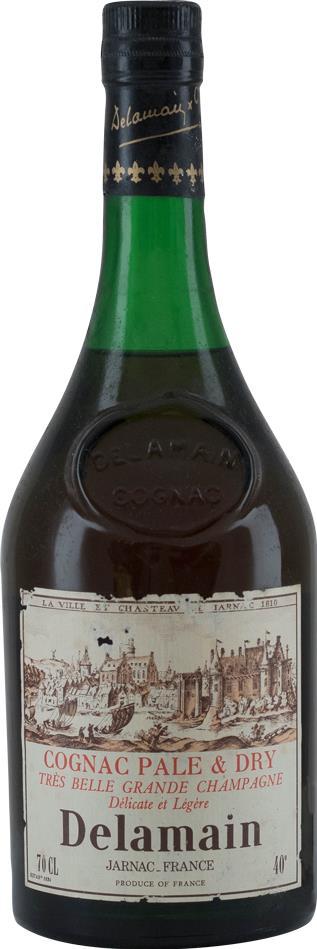 Delamain Vesper XO Grande Champagne Cognac 90s