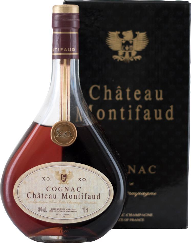 Cognac NV Chateau Montifaud