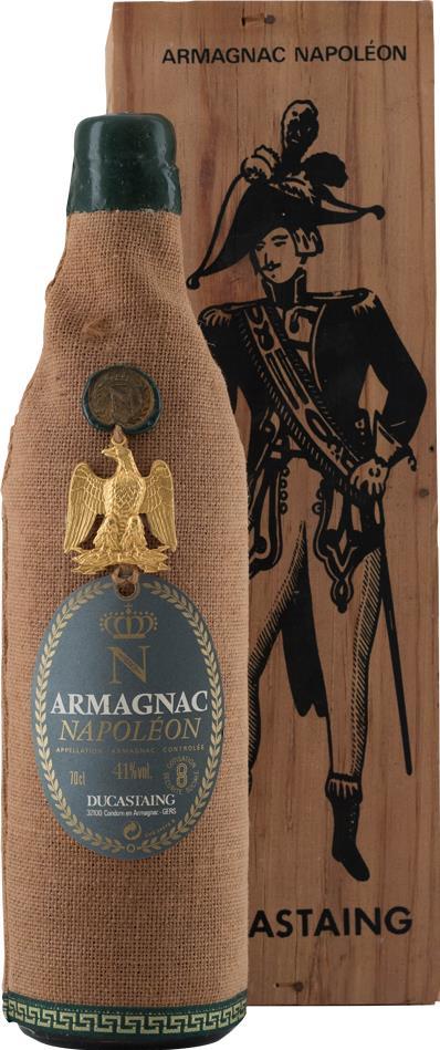 Armagnac NV Ducastaing (18037)