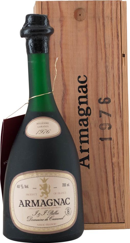 Armagnac 1976 Pallas (18038)