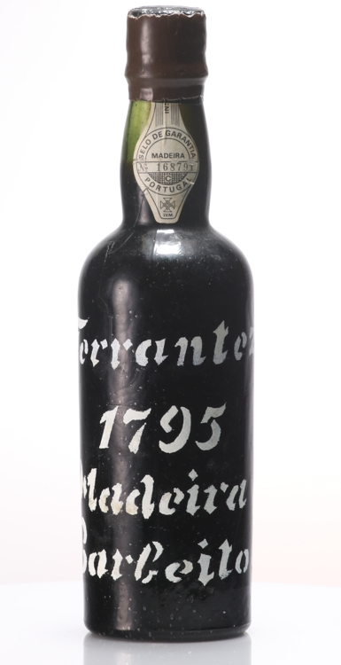 Madeira 1795 Barbeito Terrantez 50cl
