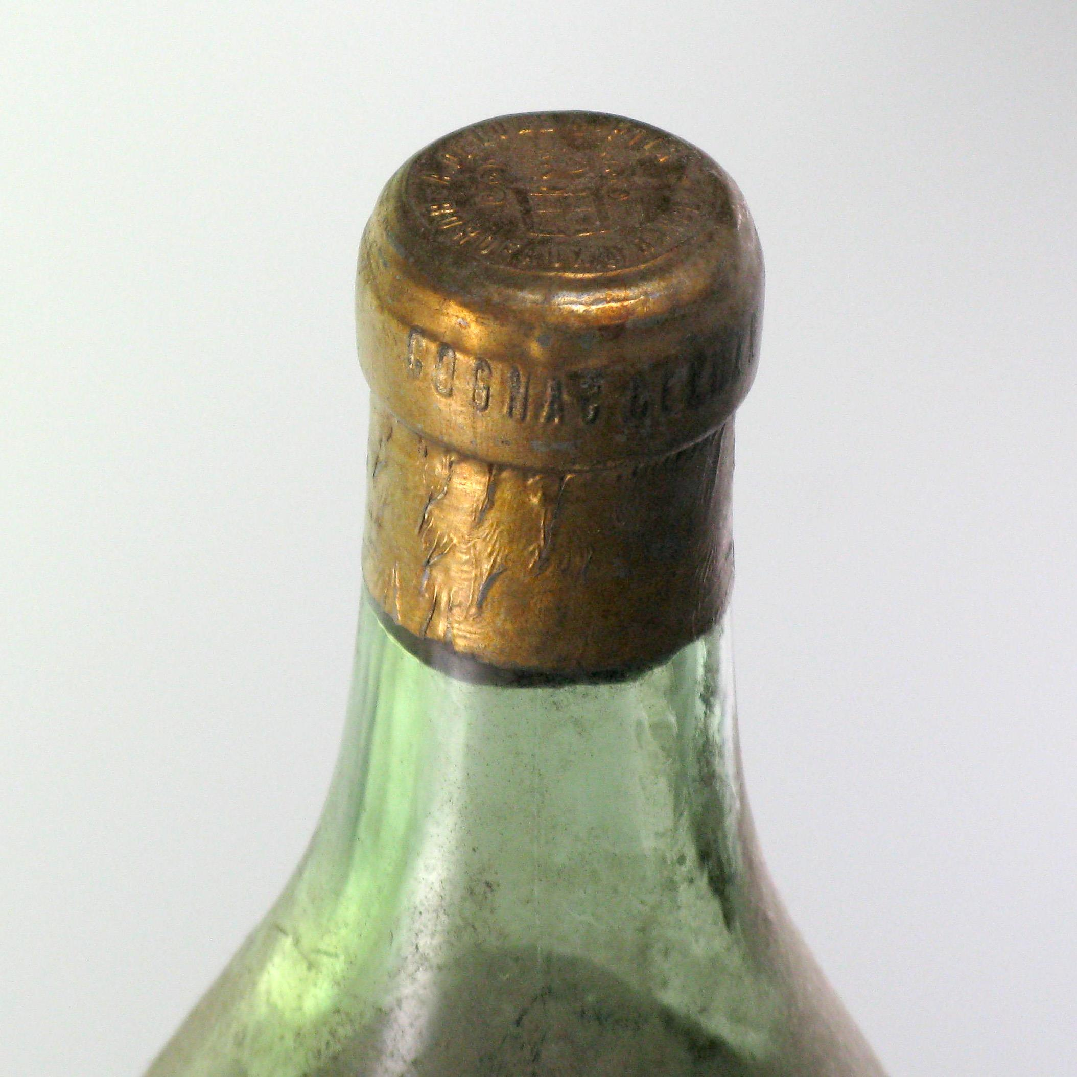 Cognac 1893 A. de Luze