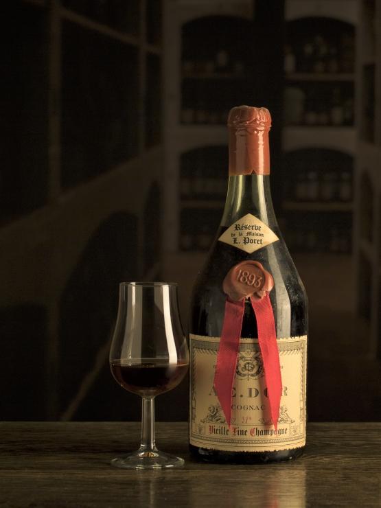 Cognac 1893 A E Dor