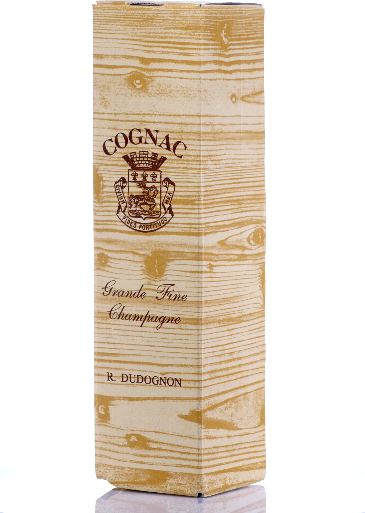 Cognac 1960 Dudognon