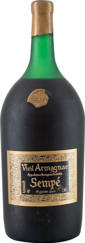 Armagnac 1970 Sempé 2.5L (9109)