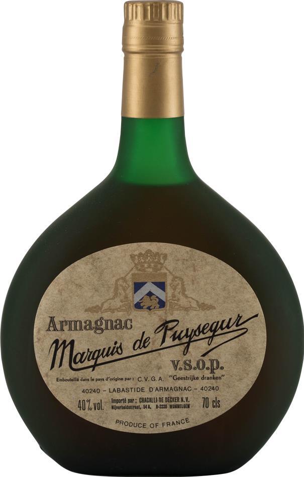Armagnac 1975 Marquis de Puysegur (9153)