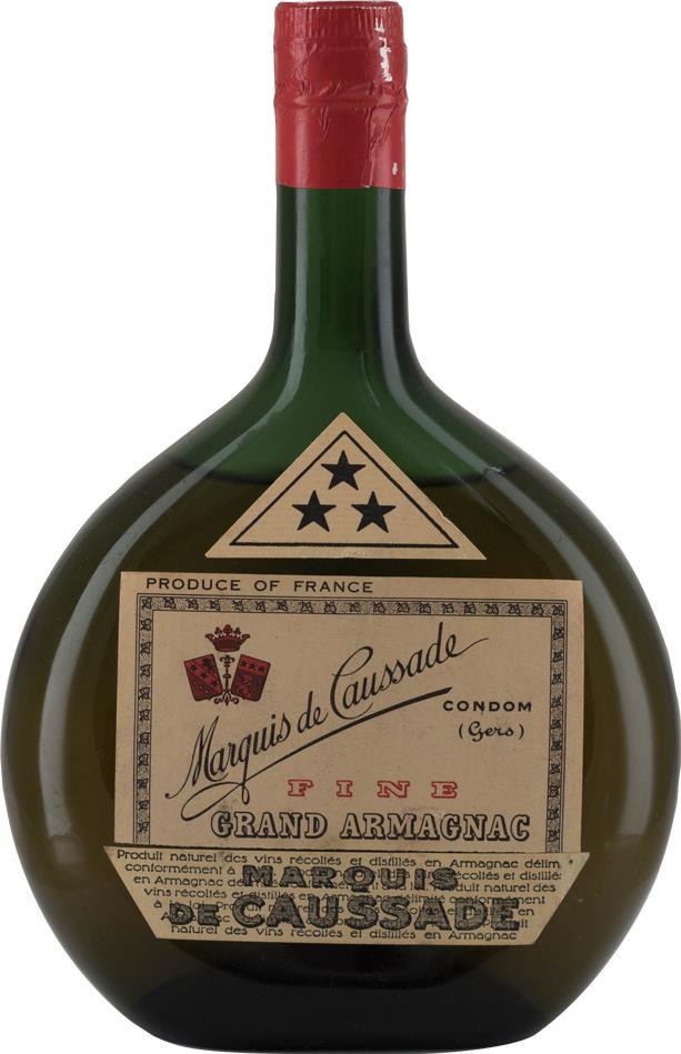 Armagnac 1975 Marquis de Caussade (9154)