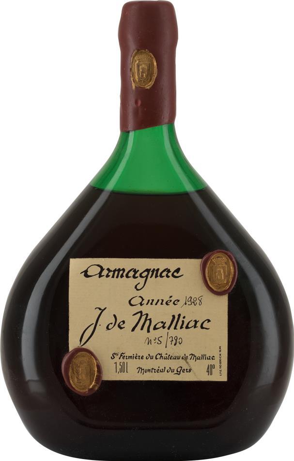 Armagnac 1928 Jean de Maillac 1.5L (9176)