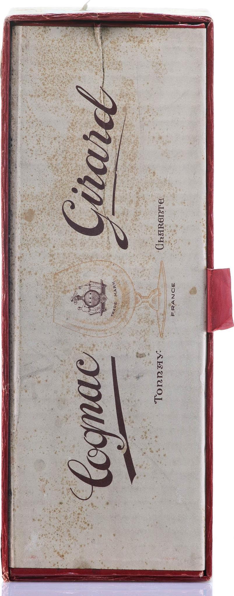 Cognac 1896 Girard