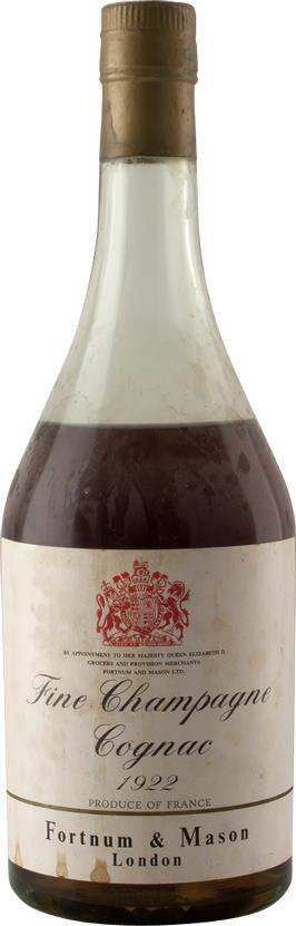 Cognac 1922 Fortnum & Mason (2038)