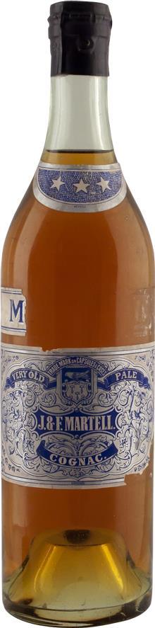 Cognac 1930 Martell J & F. (2040)