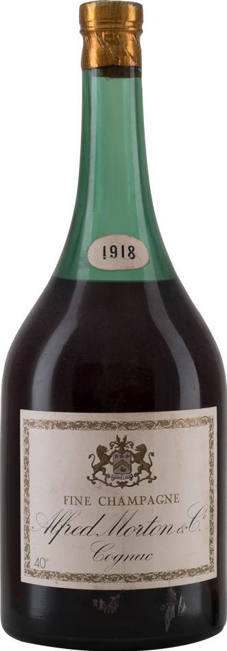 Cognac 1918 Alfred Morton & Co 1.5L (18061)