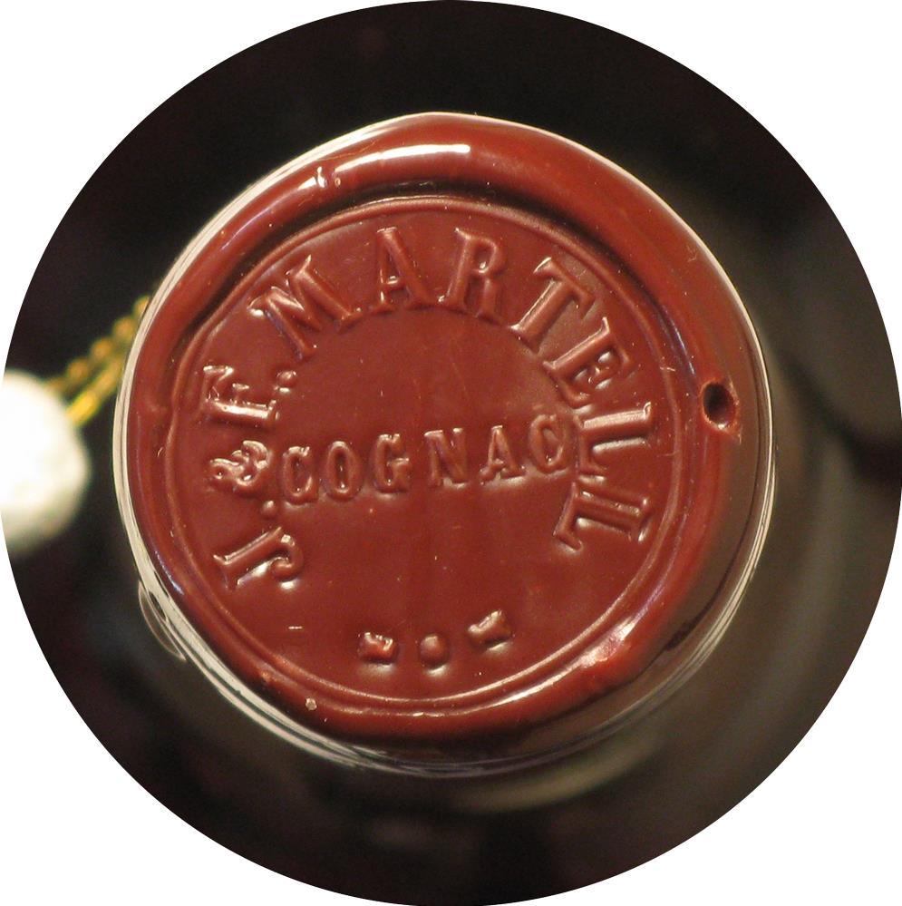 Cognac Martell Réserve Du Fondateur
