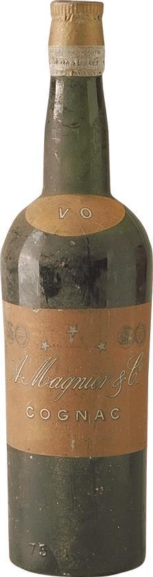 Cognac 1940s Magnier & Co A. Three Stars (2044)