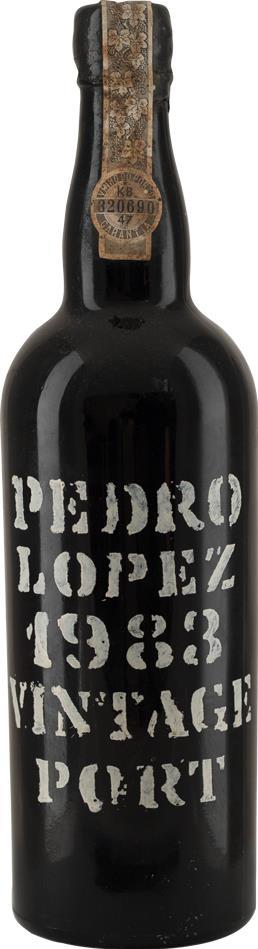 Port 1983 Pedro Lopez (9409)