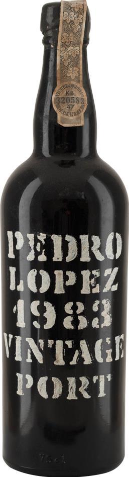 Port 1983 Pedro Lopez (9411)