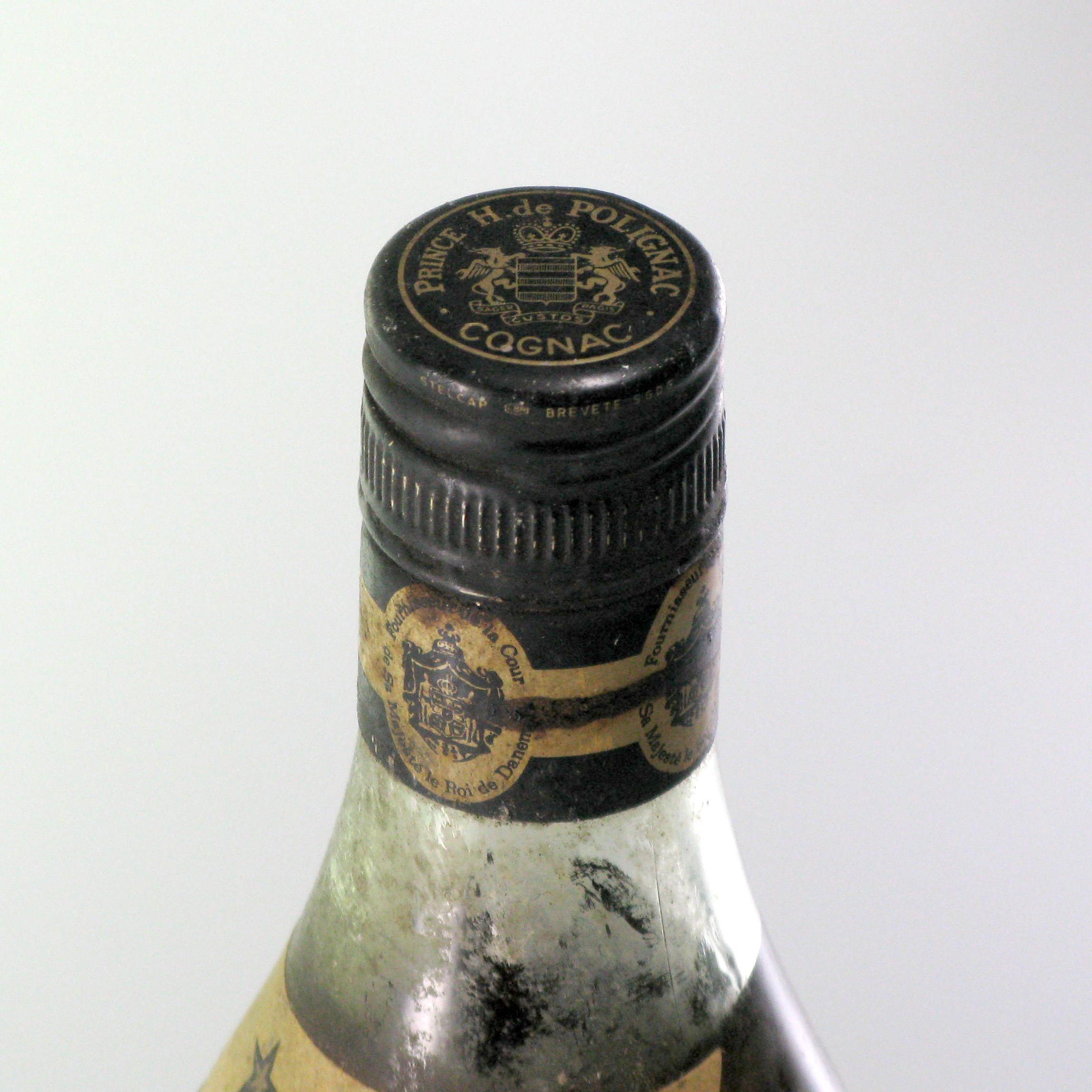 Cognac 1940 Prince Hubert de Polignac